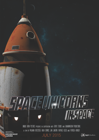 Space Unicorns in Space